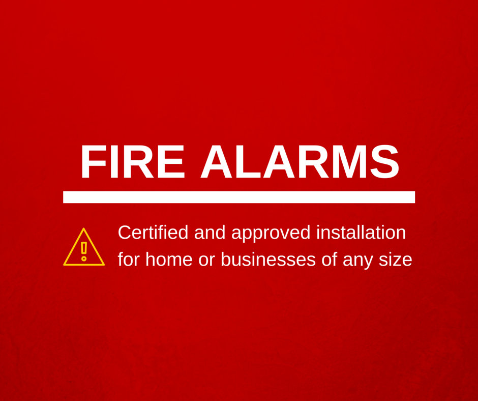 Key Systems UK, Fire Alarms