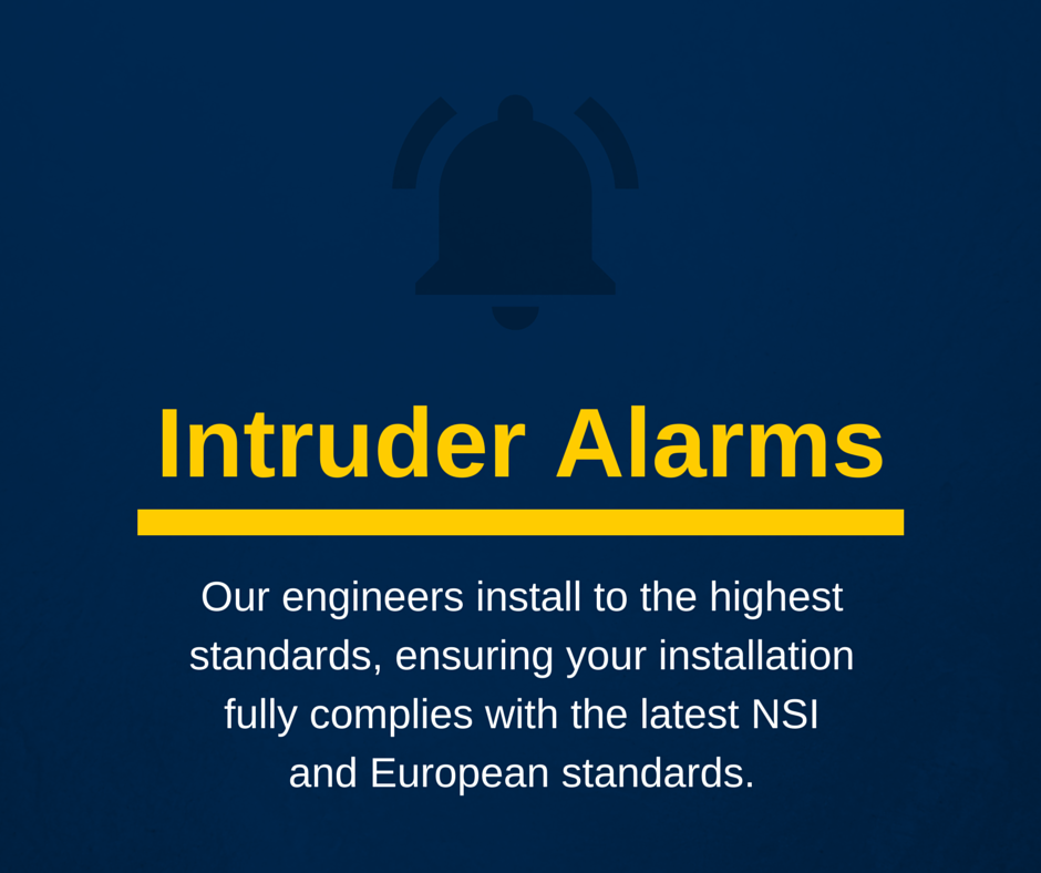 Key Systems UK, Intruder Alarms